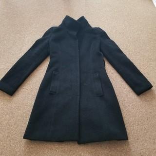 トゥエルブアジェンダ(12Twelve Agenda)のTWELVE AGENDE コート 黒 (ロングコート)