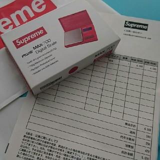 シュプリーム(Supreme)のSupreme AWS MAX-700 Digital Scale シュプリーム(調理道具/製菓道具)