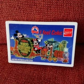 ディズニー(Disney)の東京ディズニーランド5周年 コカ・コーラ カセットテープ(その他)