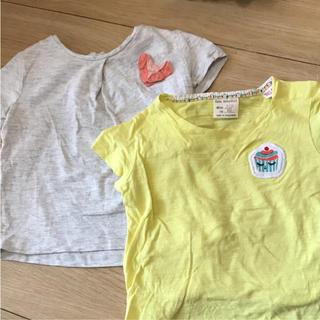 ザラ(ZARA)のTシャツ 80 セット 女の子(Tシャツ)
