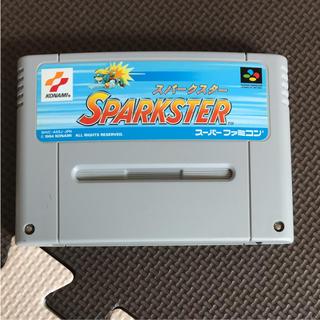 スーパーファミコン - SFC スーパーファミコン スパークスター
