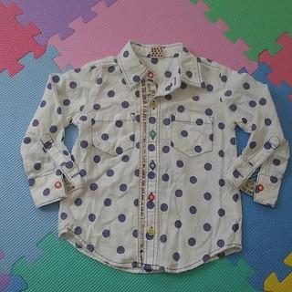 リトルベアークラブ(LITTLE BEAR CLUB)のリトルベアークラブシャツ95★最終値下★(Tシャツ/カットソー)