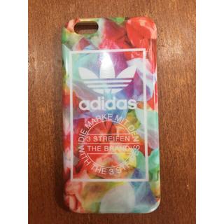 アディダス(adidas)のiPhone6sスマホカバー(iPhoneケース)