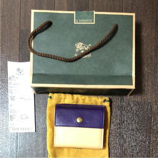 イルビゾンテ(IL BISONTE)のイルビゾンテ レディース 財布 折財布 日本限定カラー(財布)