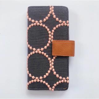 新品本革ミナペルホネン タンバリンiPhone6/6splus手帳型ケースカバー