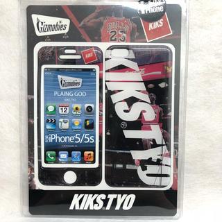 キックスティーワイオー(KIKS TYO)のiPhoneSE/5/5s専用Gizmobies〈マイケルジョーダン〉(iPhoneケース)