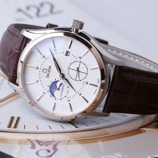 オメガ(OMEGA)の OMEGA 自動巻き メンズ 腕時計  42MM  NOOB 棕(腕時計(アナログ))