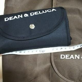 ディーンアンドデルーカ(DEAN & DELUCA)の【新品】値下!DEAN&DELUCAエコバッグ黒(エコバッグ)