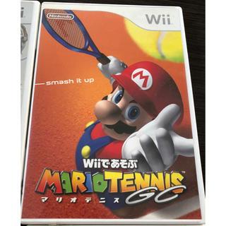 ウィー(Wii)のマリオテニス(家庭用ゲームソフト)