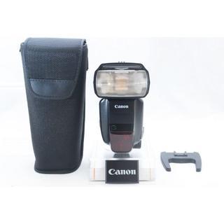 Canon - キャノン スピードライト Canon SPEEDLIGHT 600EX-RT