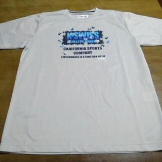 ケースイス(K-SWISS)のTシャツ メッシュ K.SWISS(Tシャツ/カットソー(半袖/袖なし))