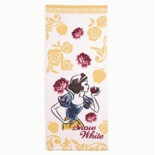 シラユキヒメ(白雪姫)の新品♡白雪姫フェイスタオル♡ドリーミーホワイト(タオル/バス用品)