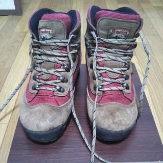 キャラバン(Caravan)の登山靴 caravan(登山用品)