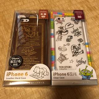 ディズニー(Disney)のiPhone6,6S カバー ディズニー(iPhoneケース)