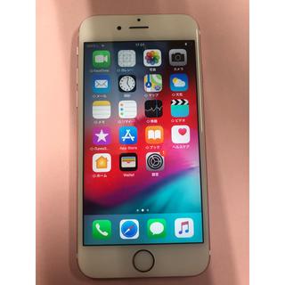 アイフォーン(iPhone)のiPhone6S 128GB SIMフリー(スマートフォン本体)