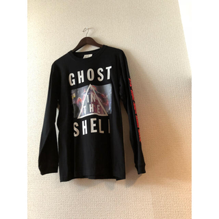 GHOST IN THE SHELL L/S Tee Size L(Tシャツ/カットソー(七分/長袖))