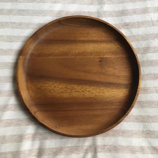 アクタス(ACTUS)のACTUS 木皿 プレート 大(食器)
