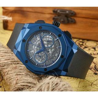 ウブロ(HUBLOT)のHUBLOT ウブロ 自動巻き 腕時計 100m防水 極上品 メンズ用 (腕時計(アナログ))
