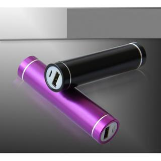 モバイルバッテリー 携帯充電器 小型 軽量 急速充電(バッテリー/充電器)
