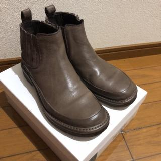 サヤ(SAYA)のsayaショートブーツ24.0(ブーツ)