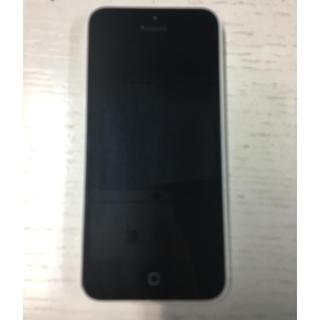 4  iPhone5c 16GB ドコモ版(スマートフォン本体)