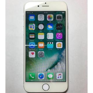 アップル(Apple)のiPhone6 au 16GB SIMロック解除不可(スマートフォン本体)