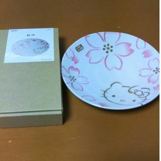 サンリオ(サンリオ)のハローキティ和皿(食器)