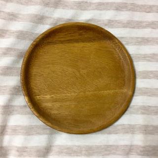 アクタス(ACTUS)のACTUS 木皿 プレート 小(食器)
