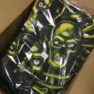 シュプリーム(Supreme)のsupreme skull pile denim tote bag(トートバッグ)