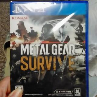 プレイステーション4(PlayStation4)のPS4 メタルギアサバイブ メタルマックスゼノ(家庭用ゲームソフト)