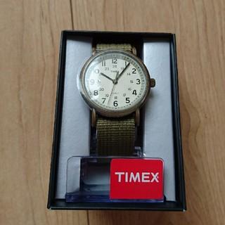 タイメックス(TIMEX)のタイメックス インディグロ ナイトライト 新品未使用 (腕時計(アナログ))