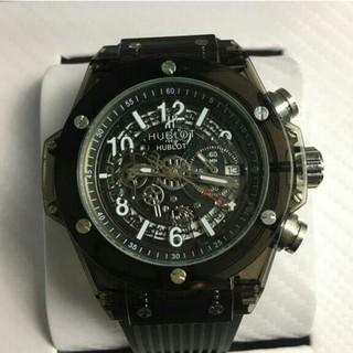 ウブロ(HUBLOT)のファッション防水新品自動巻きウブロメンズHUBLOT 超人気腕時計男性用オシャレ(腕時計(アナログ))