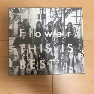 フラワー(flower)のFlower アルバム ポスター、小物入れつき(ミュージシャン)