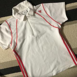 アディダス(adidas)のポロシャツ(ポロシャツ)