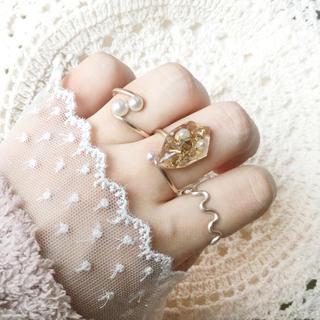 指輪 セット 【H】ワイヤーリング(リング)