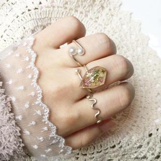 指輪 セット 【I】ワイヤーリング