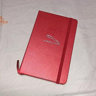 ジャガー(Jaguar)の整理☆ジャガー 正規代理店   ノート 撮影の為取り出し(手帳)