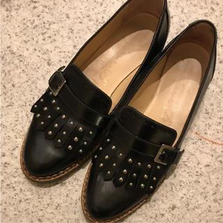 スピックアンドスパン(Spick and Span)のスピックアンドスパン  タッセルスタッズシューズ(ローファー/革靴)
