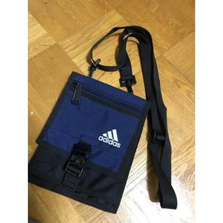 アディダス(adidas)のadidas★ポーチ★未使用!値下げ(ポシェット)