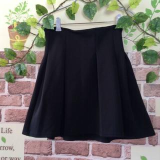 GU - М ジーユー GU ミニスカート黒