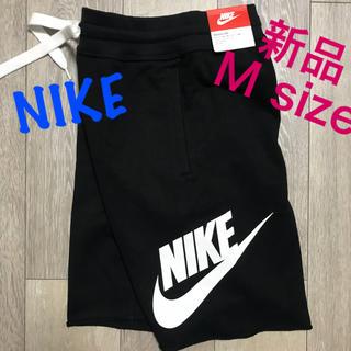 ナイキ(NIKE)の新品タグ付き★ナイキ ハーフパンツ 半ズボン★Mサイズ 人気 即購入ok (ショートパンツ)