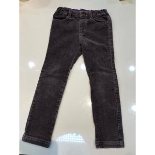 アナスイミニ(ANNA SUI mini)のアナスイミニ  パンツ ジーンズ 100サイズ パープル(パンツ/スパッツ)