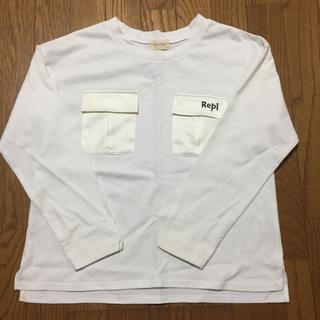 レピピアルマリオ(repipi armario)のレピピ アルマリオ ロングTシャツ(Tシャツ(長袖/七分))