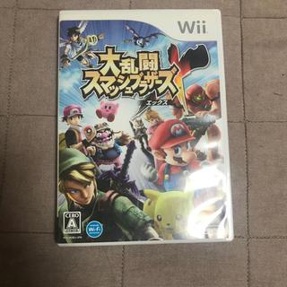 ウィー(Wii)の大乱闘スマッシュブラザーズ wii(家庭用ゲームソフト)