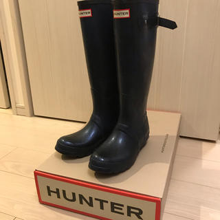 ハンター(HUNTER)の超美品!HUNTER レインブーツ(レインブーツ/長靴)