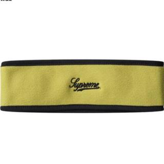 シュプリーム(Supreme)のsupreme Polartec® Logo Headband(ニット帽/ビーニー)