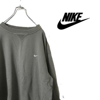 ナイキ(NIKE)のNIKE ナイキ スウェット トレーナー ワンポイント 胸ロゴ スウォッシュ(スウェット)