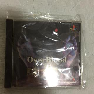 プレイステーション(PlayStation)のOver Blood(家庭用ゲームソフト)