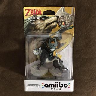 ウィーユー(Wii U)のamiibo ゼルダの伝説  ウルフリンク トワイライトプリンセス(家庭用ゲームソフト)