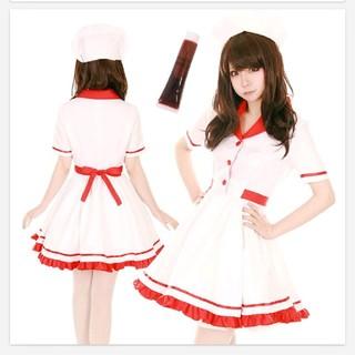 【最終値下げ】ハロウィン ナース プリンセス コスプレ(衣装)